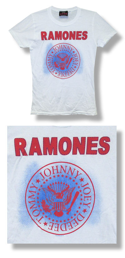 0f63f2d0 Ramones Red & Blue Seal 30/1 Junior Baby Doll